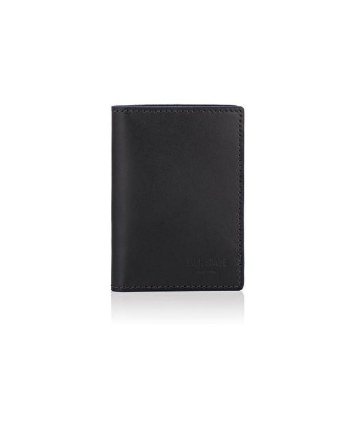 Jack Spade | Black Folding Card Case for Men | Lyst