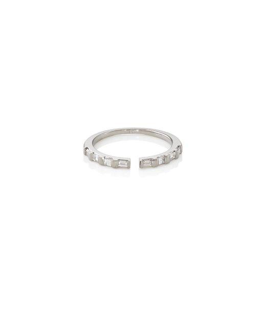 Eva Fehren - Metallic Tetra Claw Ring - Lyst