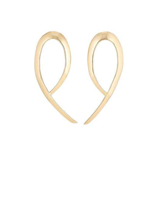 Jennifer Fisher - Metallic Xl Root Earrings - Lyst
