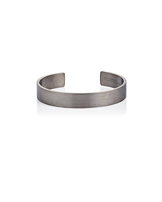 Le Gramme - Metallic Le 33 Cuff for Men - Lyst