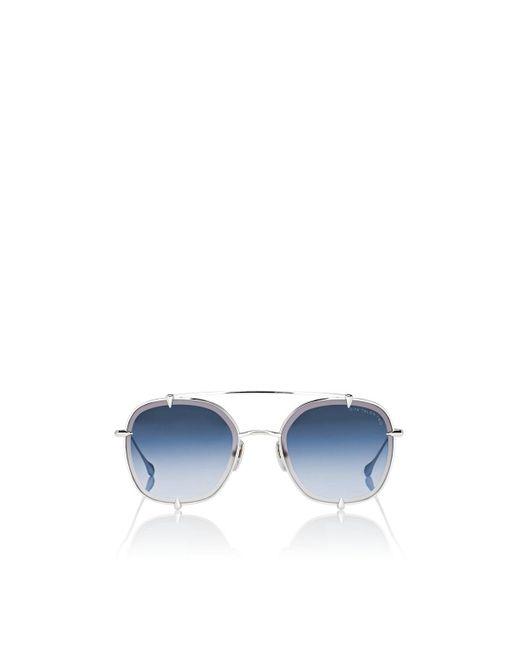 3f460dd73ff Dita - Metallic Talon Two Sunglasses - Lyst ...