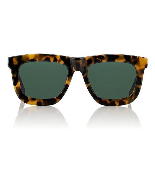Karen Walker - Green Deep Worship Sunglasses - Lyst