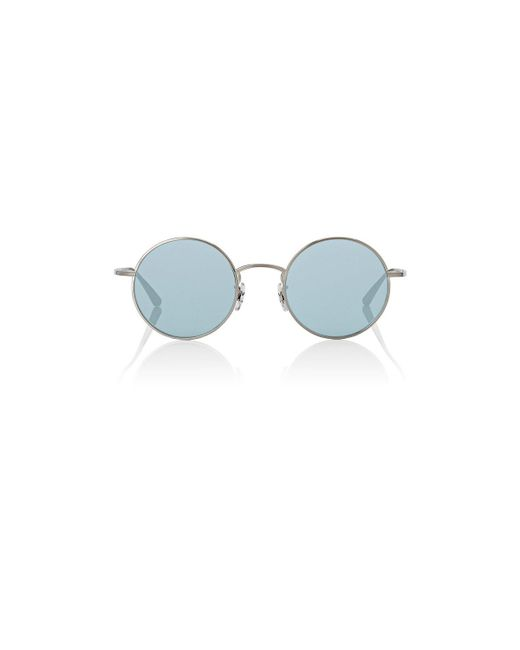 Oliver Peoples | Metallic After Midnight Sunglasses | Lyst