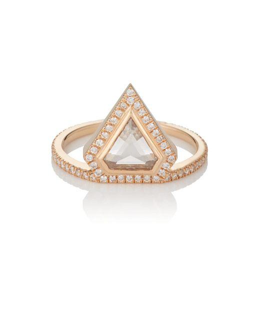 Eva Fehren - Metallic Kent Ring - Lyst