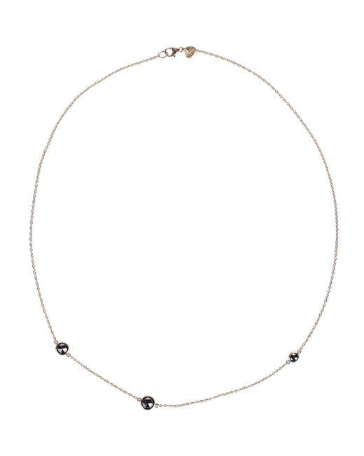 Finn | Metallic Three-stone Rose | Lyst
