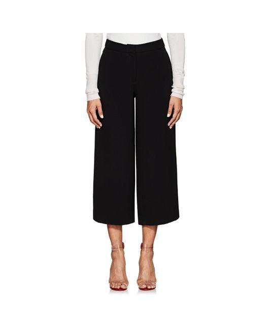 Rag & Bone - Black Marci Wide-leg Pants - Lyst
