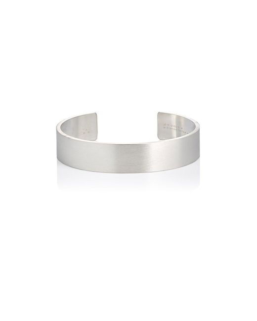 Le Gramme - Metallic Le 41 Cuff for Men - Lyst