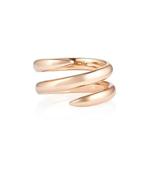 Eva Fehren - Multicolor Snake Ring - Lyst