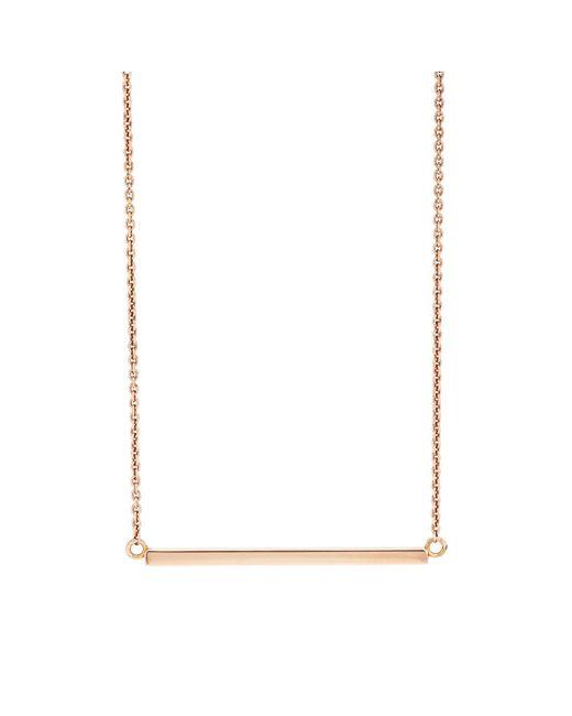 Jennifer Meyer | Metallic Stick Pendant Necklace | Lyst