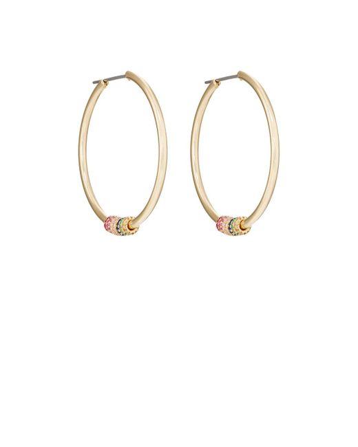 Spinelli Kilcollin | Metallic Pegasus Royal Hoop Earrings | Lyst