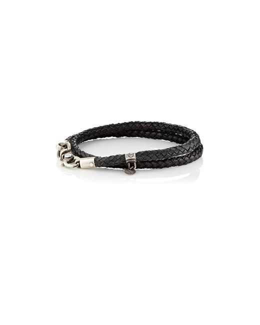 Title Of Work   Black Double for Men   Lyst