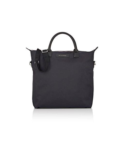 Want Les Essentiels De La Vie | Black O'hare Shopper Tote Bag | Lyst