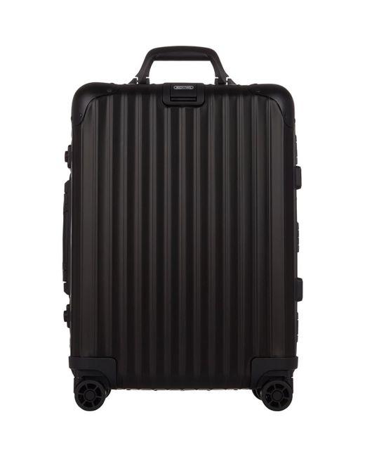 Rimowa | Black Topas Stealth 22 Cabin Multiwheel® Iata Trolley for Men | Lyst