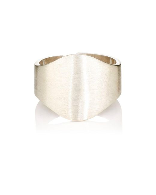 Miansai - Metallic Oval-faced Cigar Band for Men - Lyst