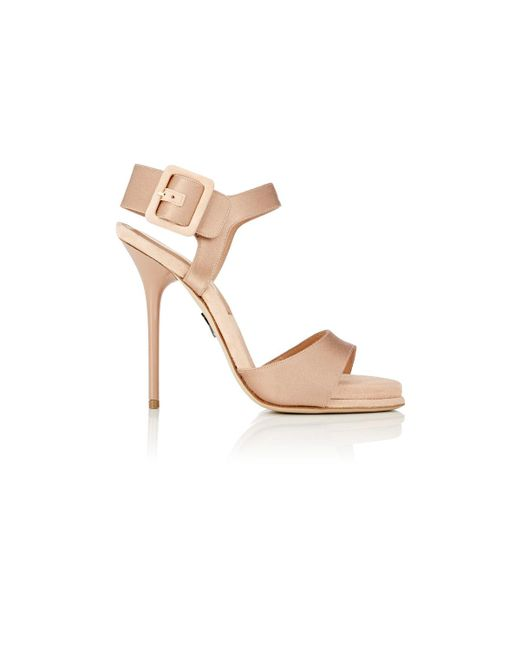 Paul Andrew | Pink Kalida Ankle | Lyst