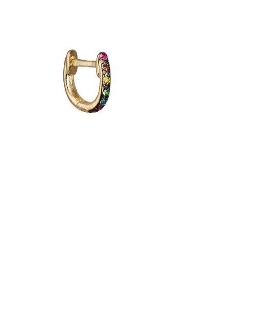 Ileana Makri - Multicolor Huggie Hoop - Lyst