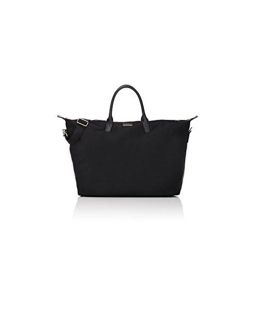 1a3a85285984 Barneys New York Medium Weekender Bag in Black - Lyst