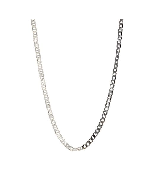 Loren Stewart | Metallic Ombre Mariner Chain for Men | Lyst