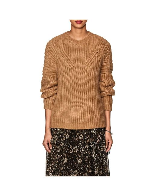 Ulla Johnson - Multicolor Kitty Alpaca-blend Sweater - Lyst