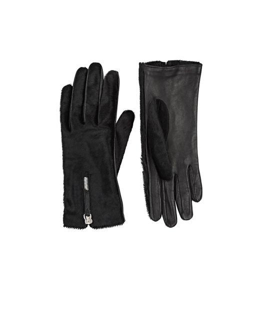 Want Les Essentiels De La Vie | Black Mozart Gloves for Men | Lyst