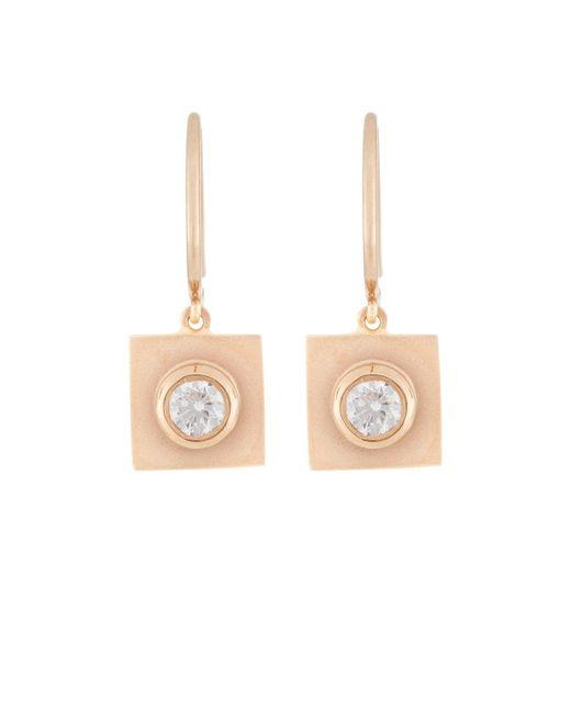 Irene Neuwirth   Multicolor Diamond Drop Earrings   Lyst