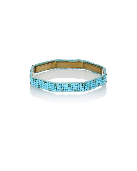 Chamak by Priya Kakkar | Blue Dale Bangle | Lyst