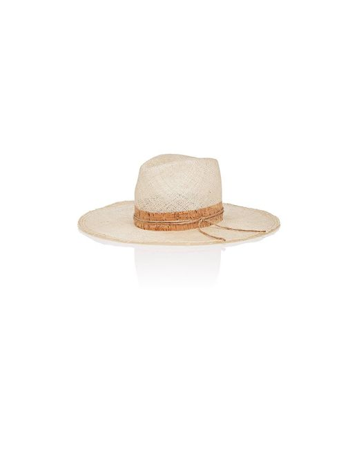 House of Lafayette - Multicolor Billy Bob Straw Hat - Lyst
