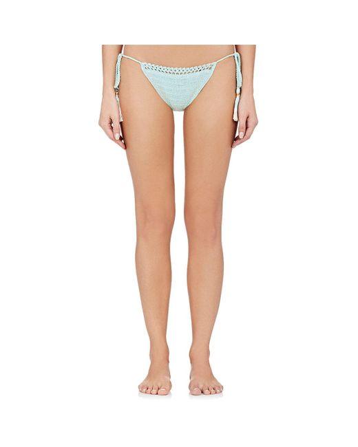 She Made Me - Multicolor Essentials Cotton Bikini Bottom - Lyst