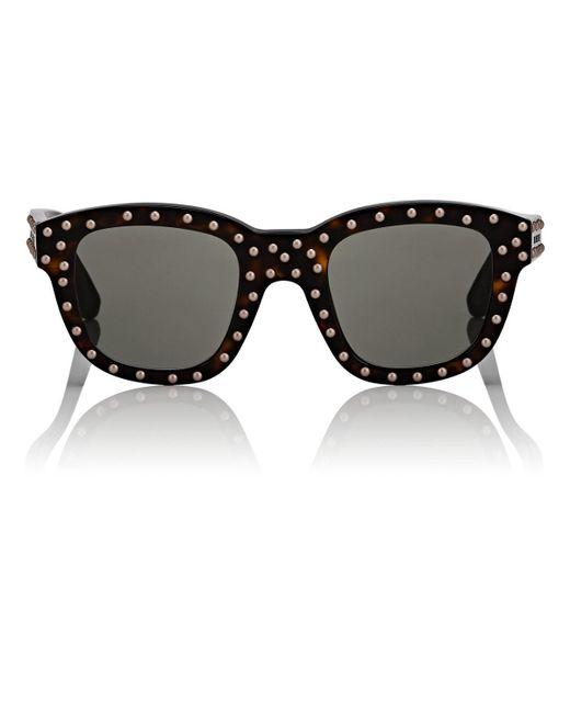 Saint Laurent - Black Sl 100 Lou Surf Sunglasses for Men - Lyst