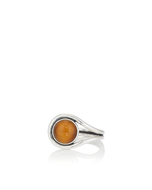 Pamela Love - Metallic Lasso Large Ring - Lyst
