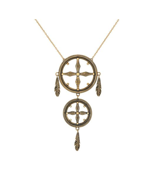 Pamela Love - Metallic Sueño Pendant Necklace - Lyst
