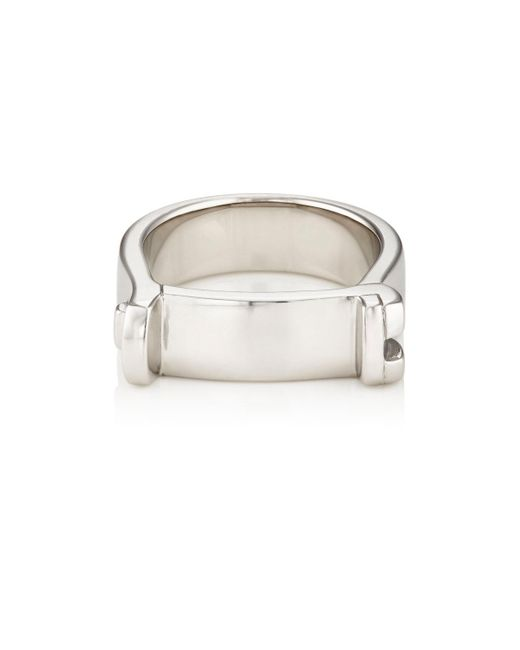 Miansai - Metallic Hudson Ring - Lyst