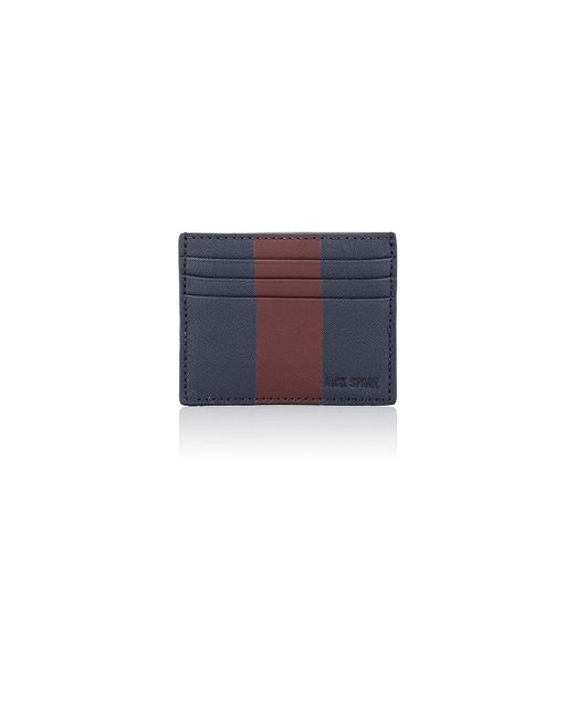 Jack Spade - Blue Card Case for Men - Lyst