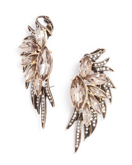 BaubleBar   Multicolor Phoenix Wing Ear Cuffs-gray   Lyst
