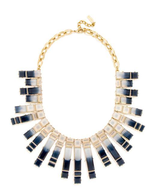 BaubleBar   Metallic Mosaic Collar   Lyst