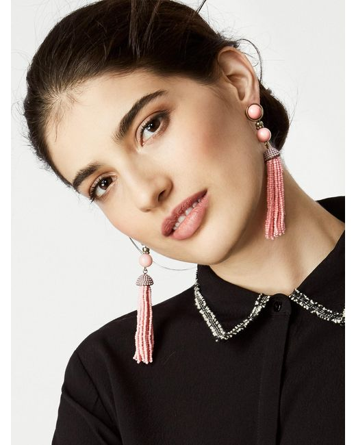 BaubleBar | Multicolor Artemis Tassel Earrings | Lyst