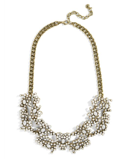 BaubleBar | Multicolor Charlotte Statement Necklace | Lyst