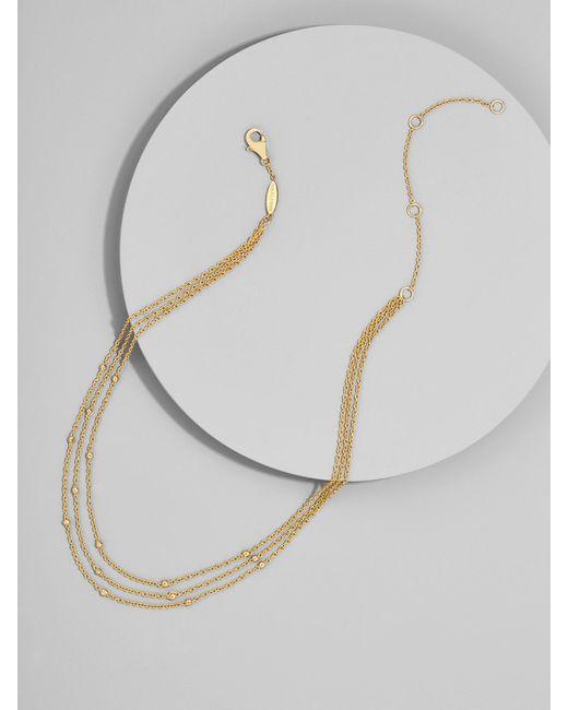 BaubleBar - Multicolor Asta Everyday Fine Pendant Necklace - Lyst