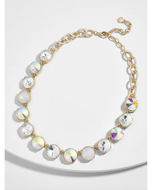 BaubleBar - Multicolor Charisa Statement Necklace - Lyst