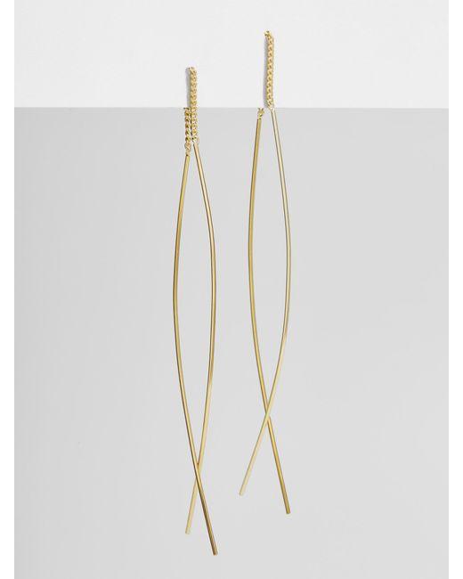 BaubleBar | Multicolor Pepita Everyday Fine Drop Earrings | Lyst