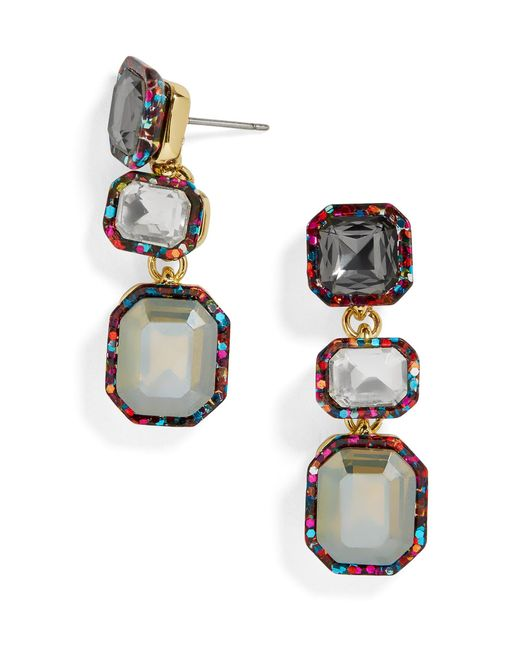 BaubleBar | Multicolor Renee Gem Drops | Lyst