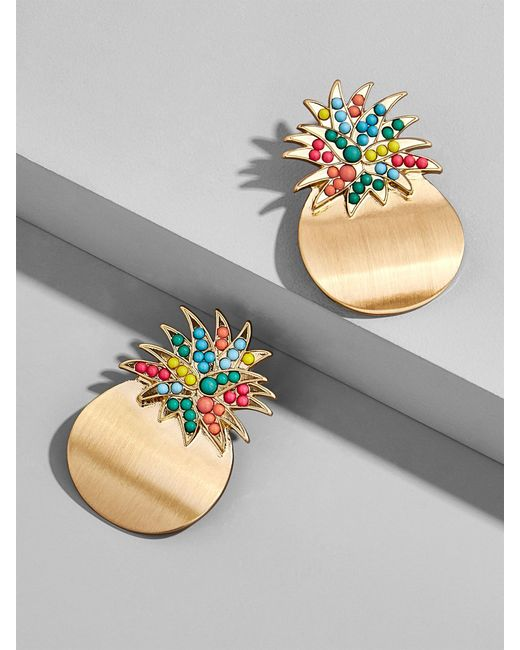 BaubleBar | Multicolor Mai Tai Stud Earrings | Lyst