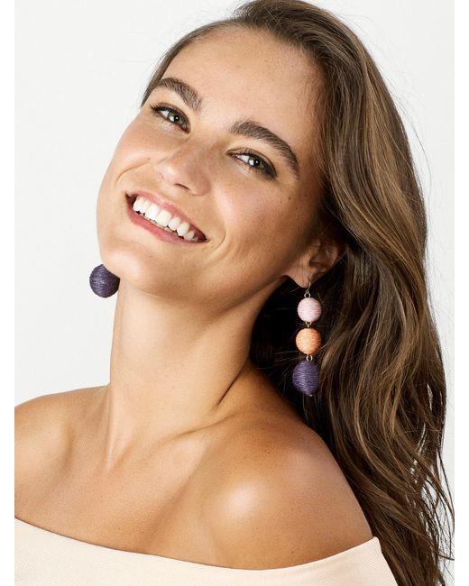 BaubleBar   Multicolor Crispin Drop Earrings   Lyst