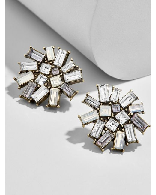 BaubleBar - Multicolor Sebella Stud Earrings - Lyst