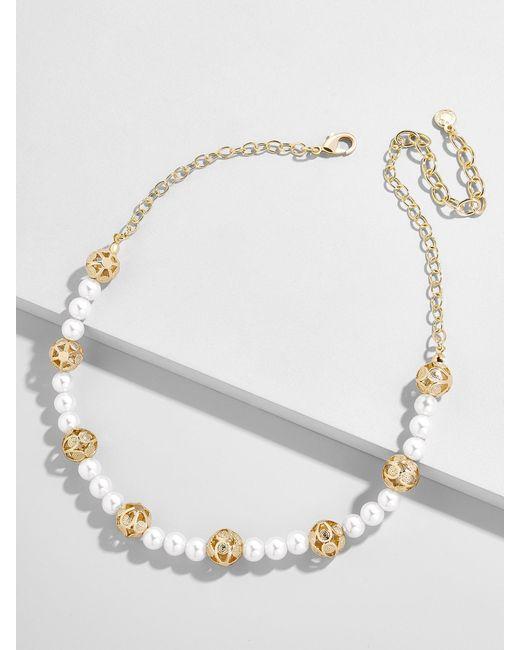 BaubleBar - Multicolor Amorelle Necklace - Lyst