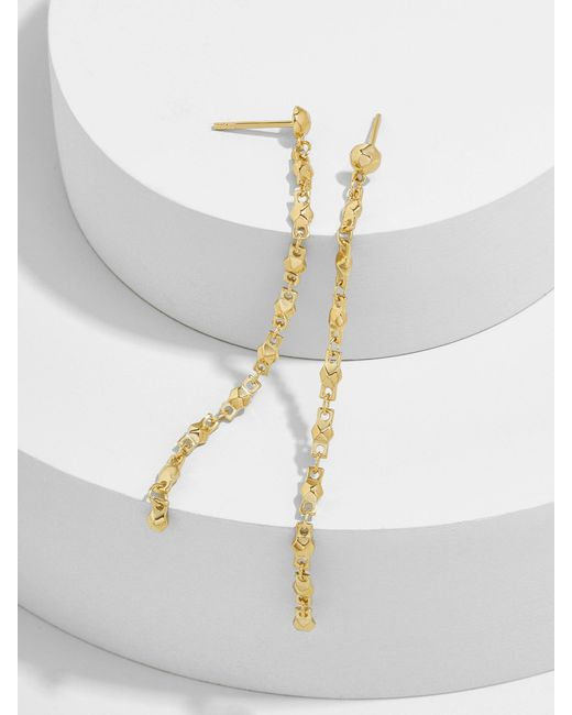 BaubleBar - Multicolor Sirena 18k Gold Plated Drop Earrings - Lyst