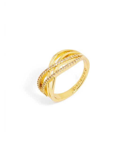 BaubleBar | Metallic Luda Ring | Lyst