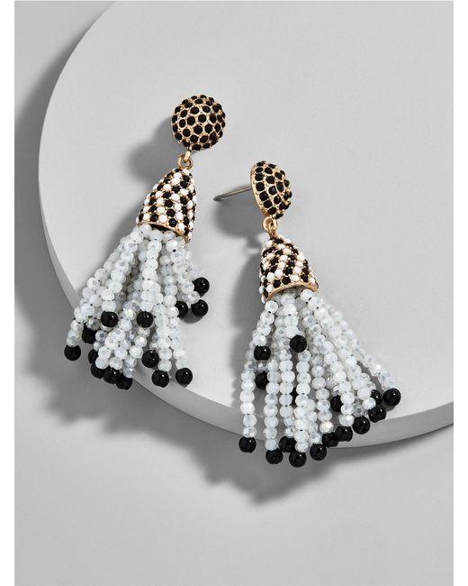 BaubleBar | Multicolor Adelina Tassel Earrings | Lyst