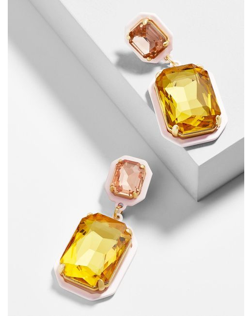 BaubleBar - Multicolor Catharina Drop Earrings - Lyst