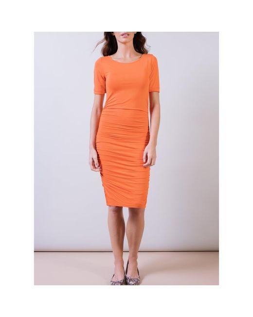 Baukjen - Orange Erice Dress - Lyst